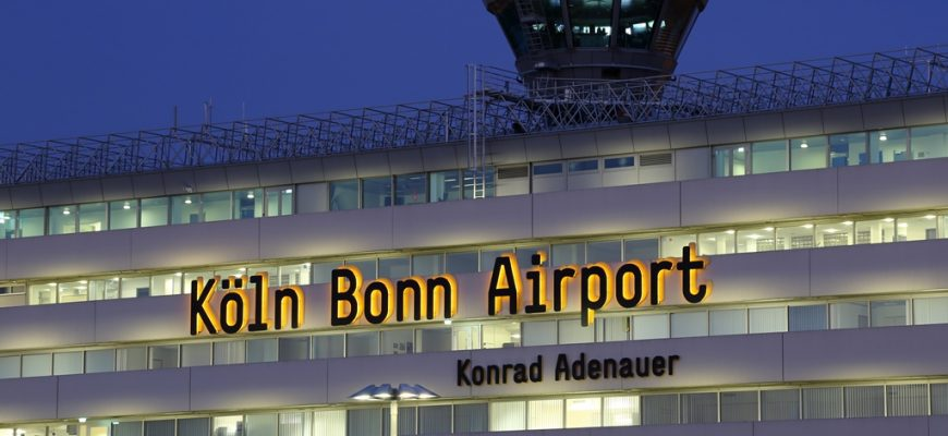 Flughafen Koeln Bonn