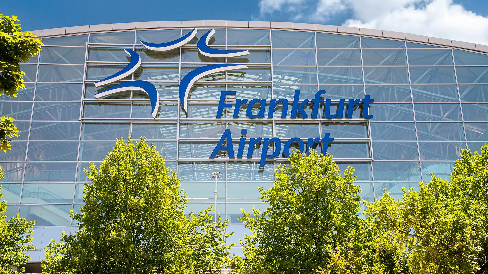 Frankfurter Flughafen 1
