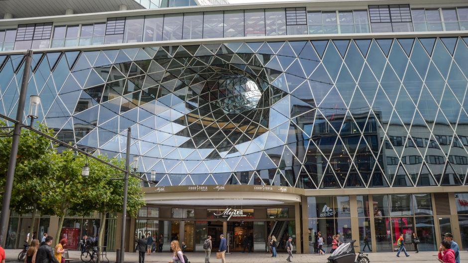 Shopping Center MyZeil Frankfurt