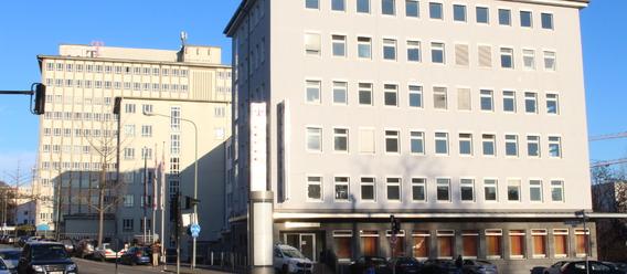 Testcenter Frankfurt am Main